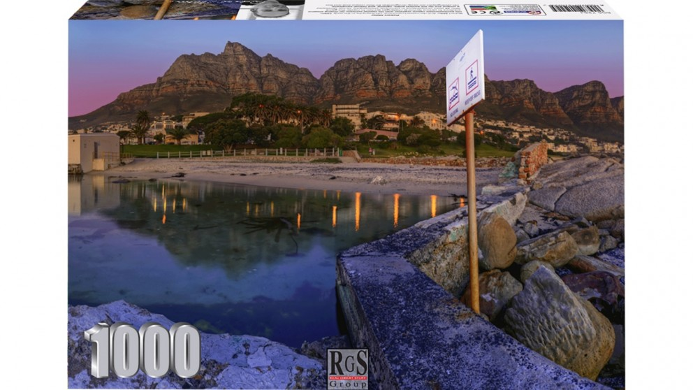 Camps Bay - 1000 Piece Jigsaw Puzzle
