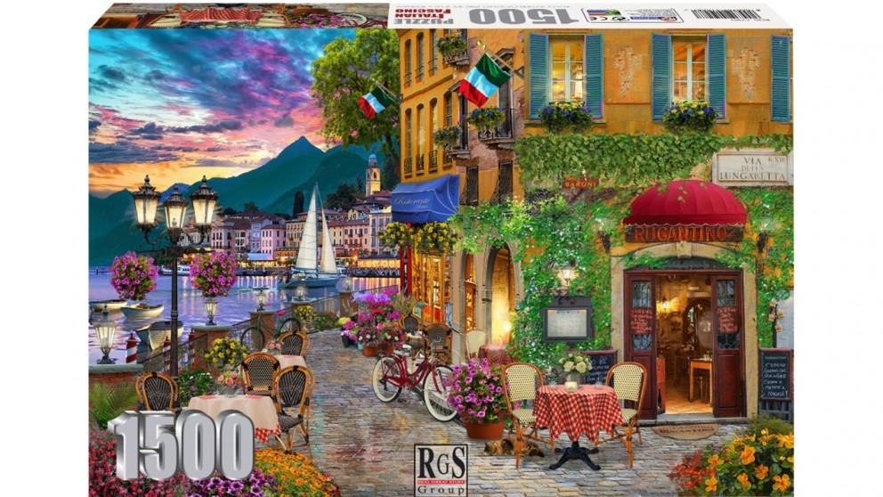 Italian Fascino 1500 Piece Jigsaw Puzzle