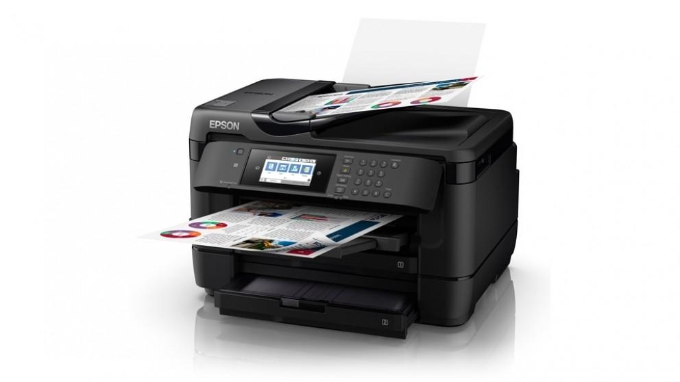 Epson WorkForce WF-7725 Multifunction Printer