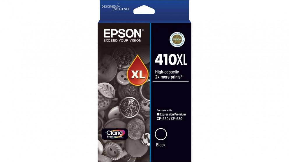 Epson 410XL Claria Premium Ink Cartridge - Black