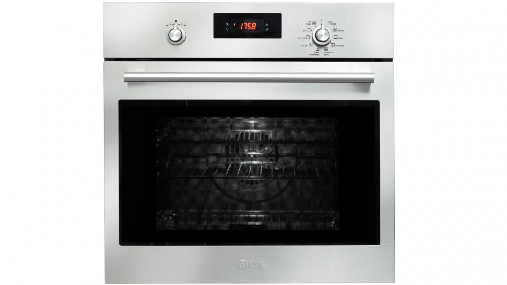 ILVE 600mm Built-In Electric Pyrolytic Oven