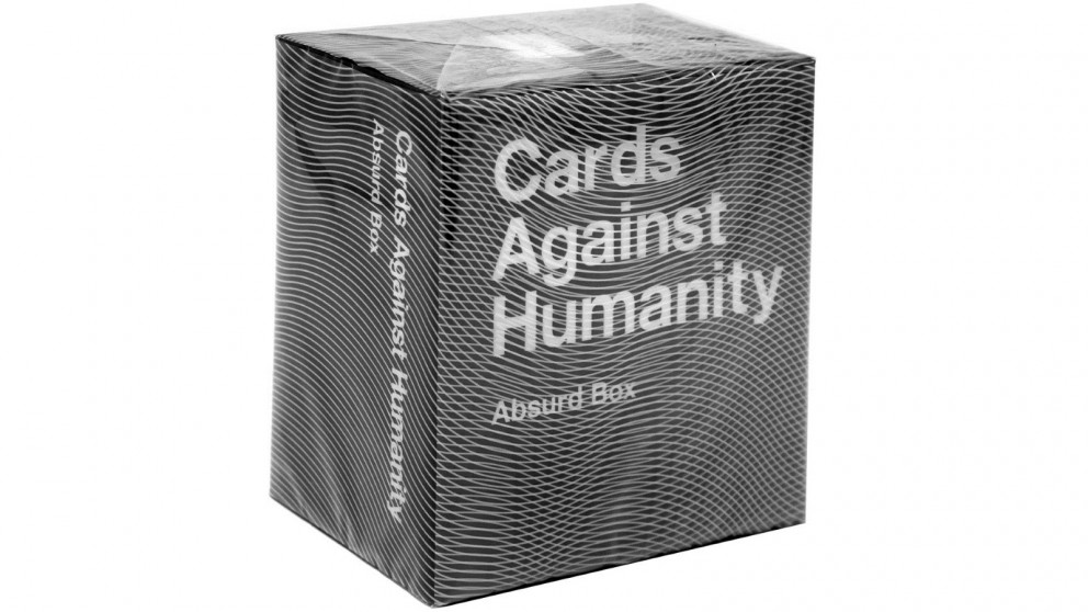 Cards Against Humanity Absurd Box Board Game