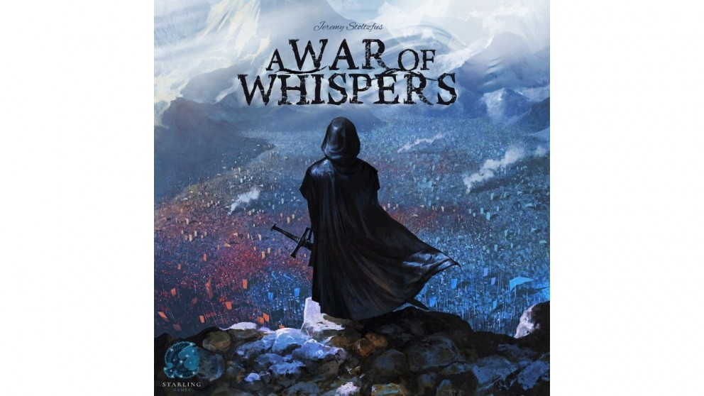 A War of Whispers - Standard Edition (Second Edition)