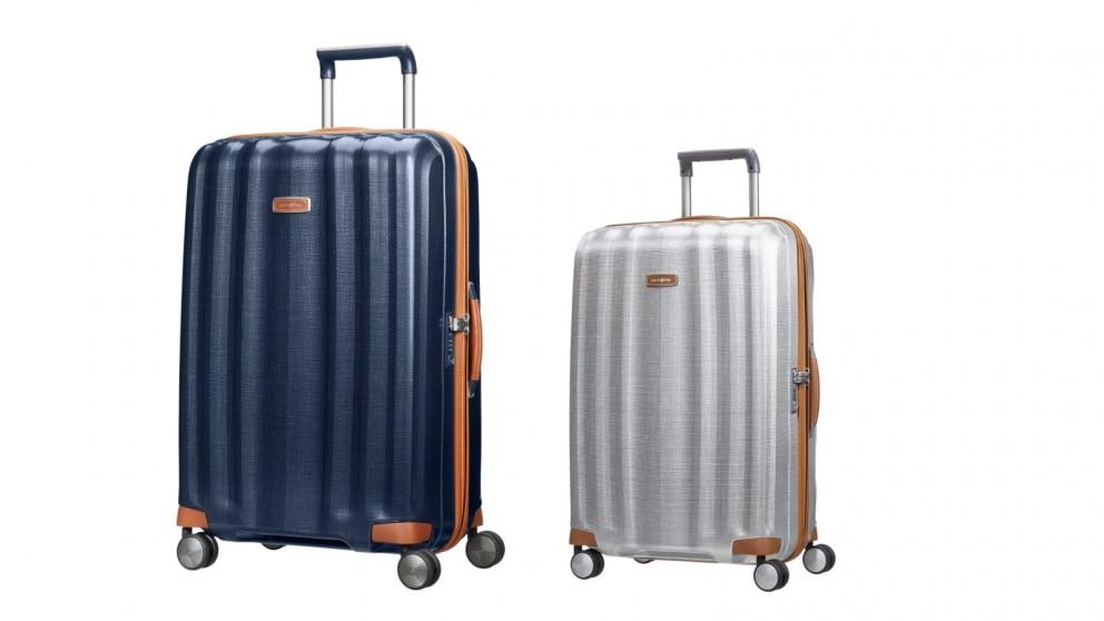Samsonite 76cm Lite Cube Deluxe Spinner Suitcase