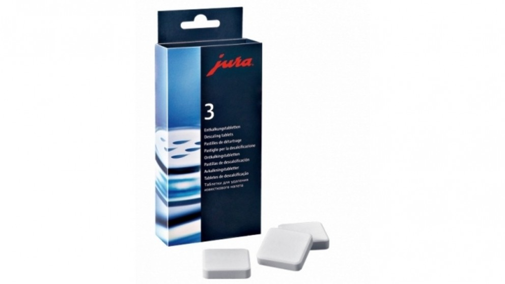Jura Descaling Cleaning Tablets