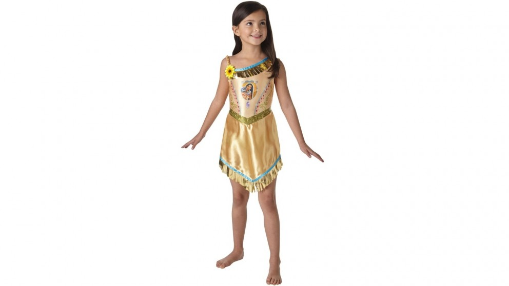Pocahontas Fairytale Dress Costume