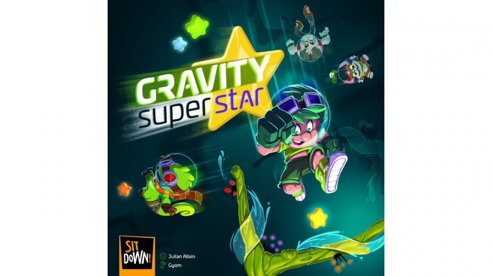 Gravity Superstar Board Game
