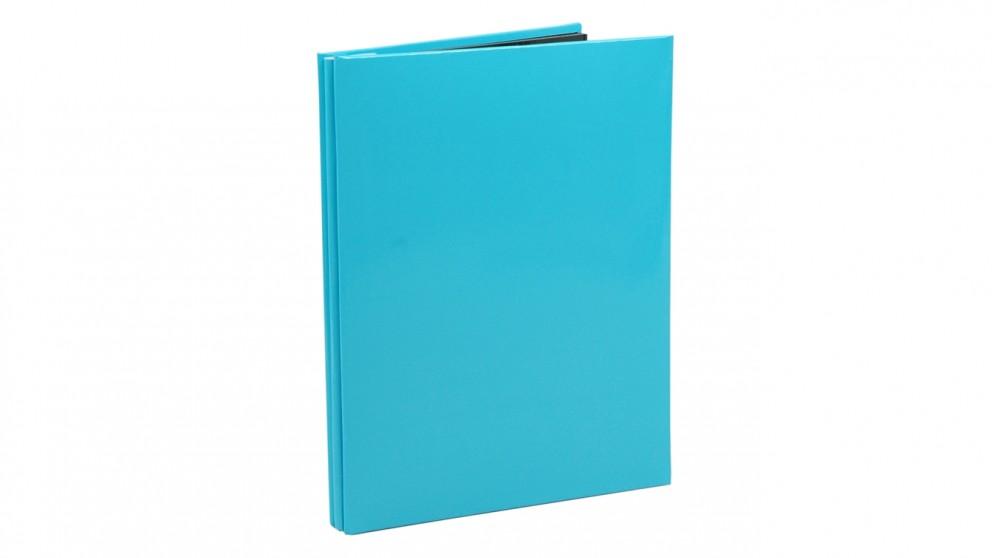 UR1 Self-Adhesive Refillable Slim Photo Album - Aqua