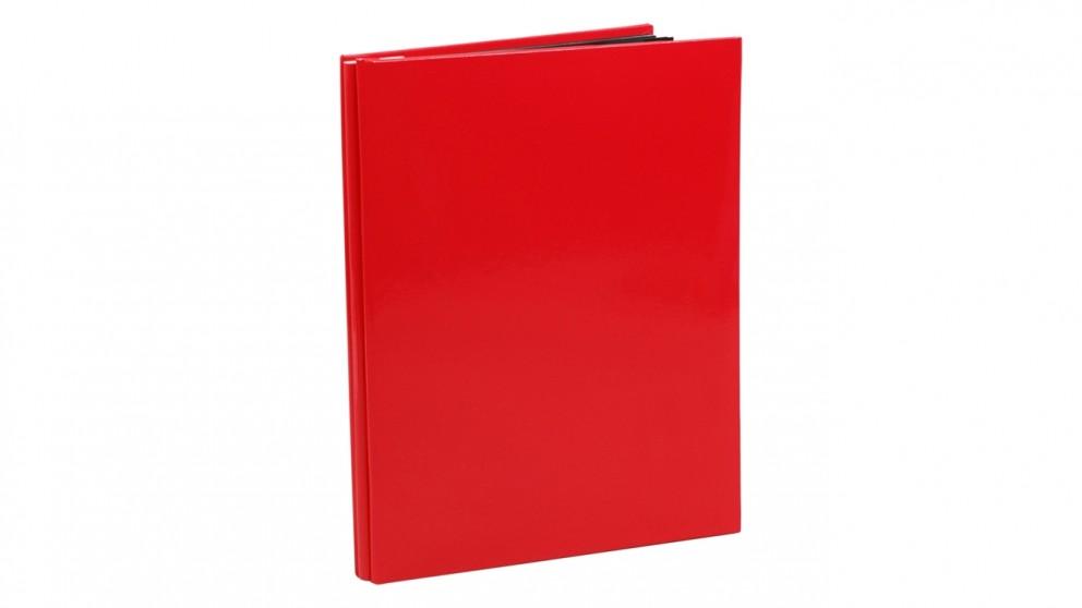 UR1 Self-Adhesive Refillable Slim Photo Album - Strawberry
