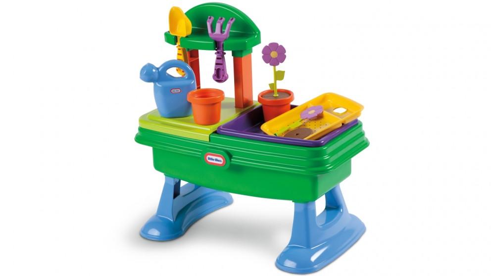 Little Tikes Garden Table Backyard Play Harvey Norman Australia