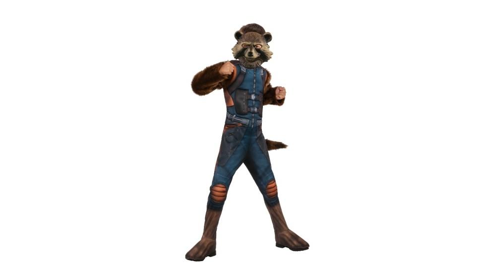 Rocket Racoon Deluxe Child Costume