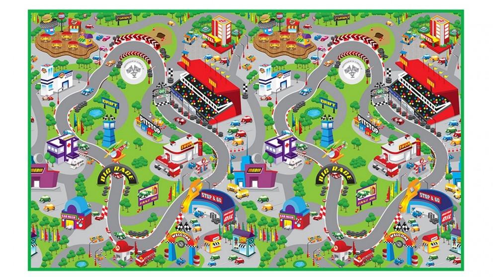 Rollmatz Toy Mat - Race Track