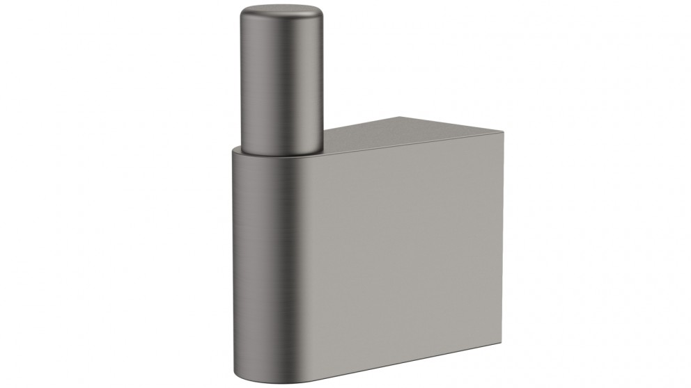 Dorf Kanso Robe Hook - Gunmetal Grey