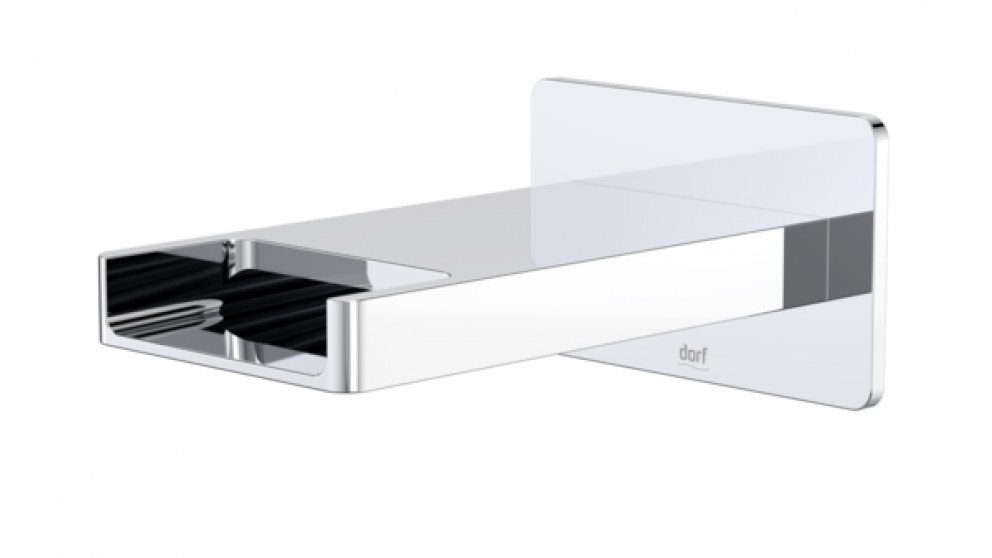 Dorf Epic Cascade Wall Mounted Outlet