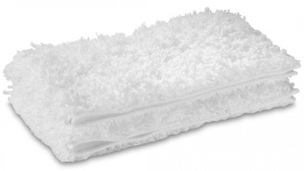 Karcher Steam Microfibre Floor Cloth - 2 Pack