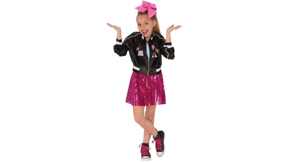 Jojo Siwa Jacket Costume for 3-4 Year Child
