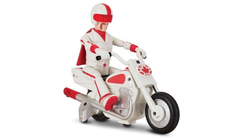 Toy Story 4 Remote Control Duke Caboom Bike
