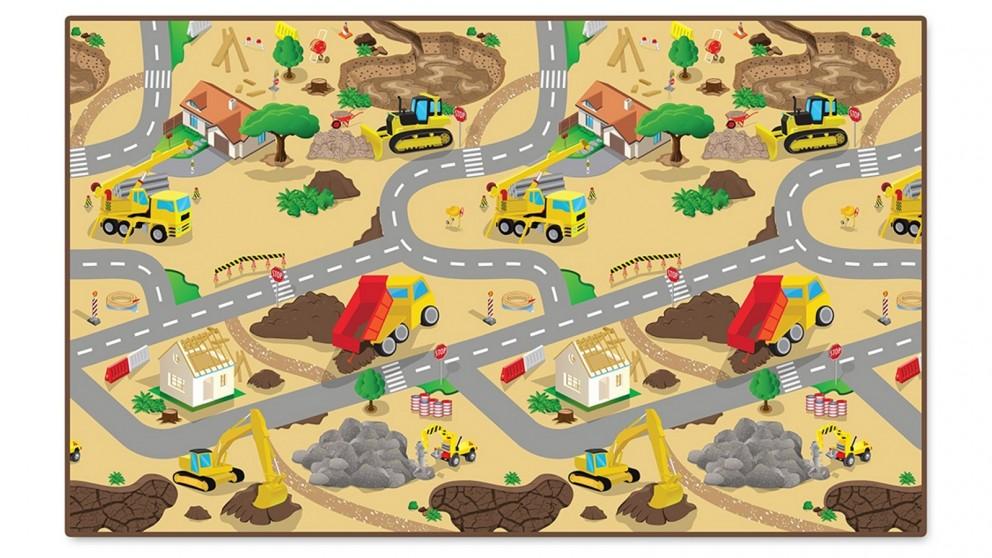 Rollmatz Playmat - Construction