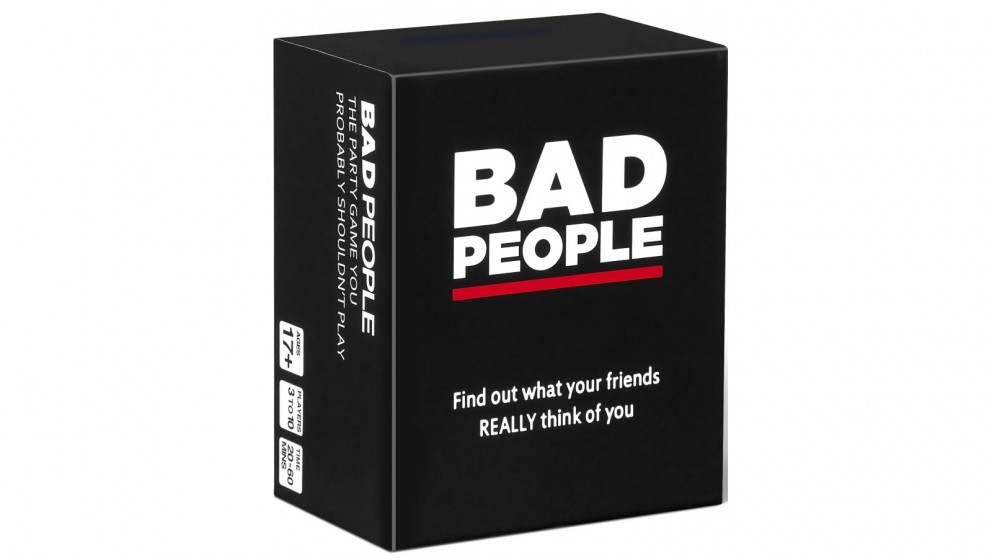 Bad People Base Board Game