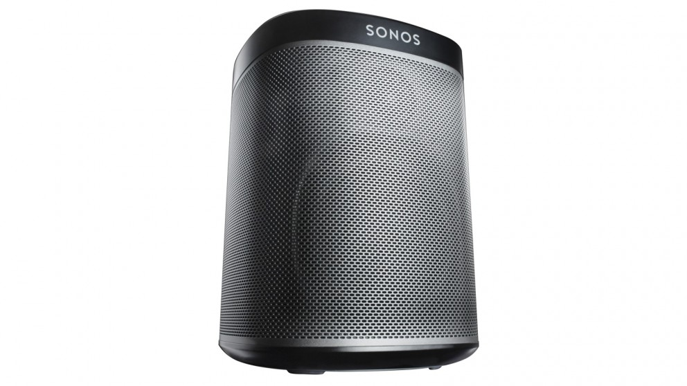 sonos play 1 wireless hi fi music system black hi fi