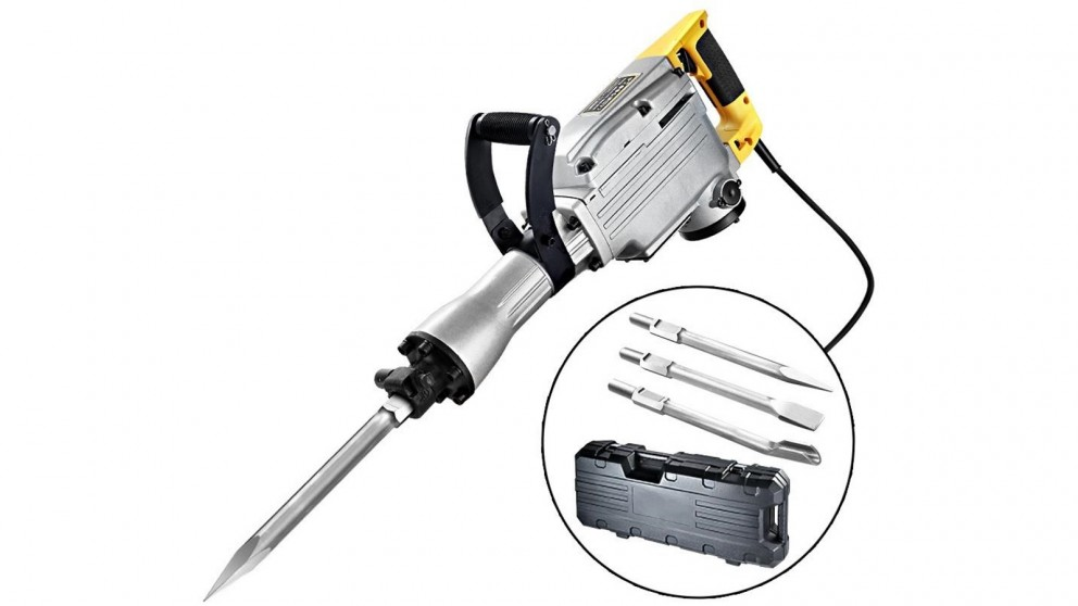 Giantz 2200W Commercial Jackhammer Concrete Drill 65