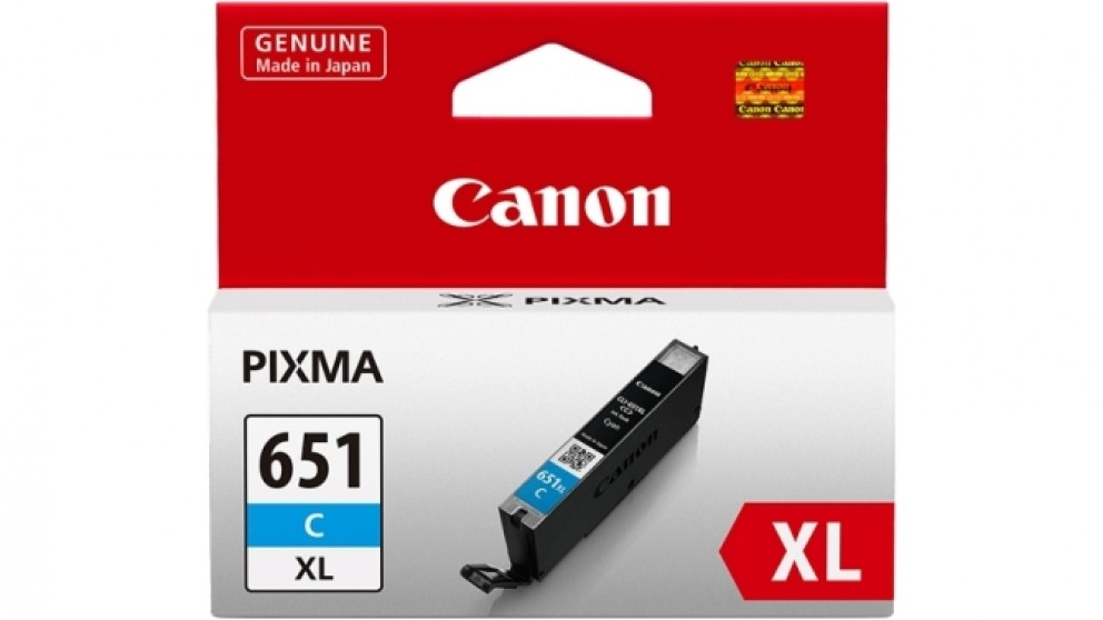 Canon Large Ink Cartridge - Cyan