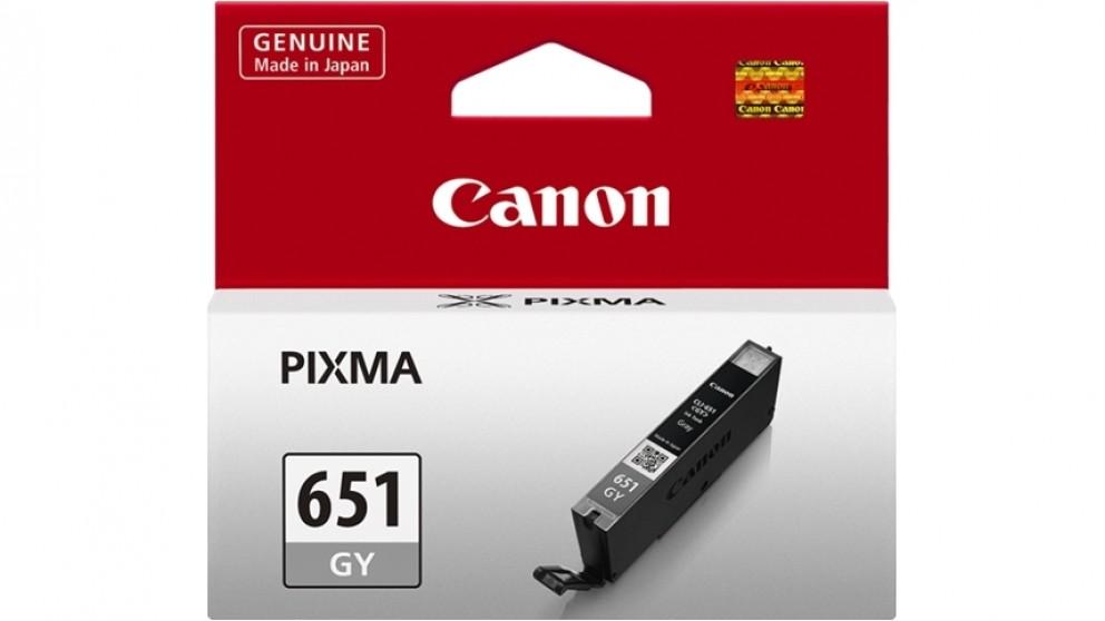 Canon CLI- 651 Ink Cartridge - Grey