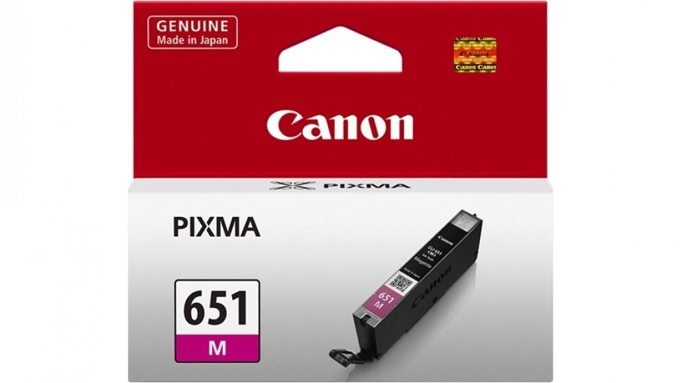 Canon CLI-651 Ink Cartridge - Magenta