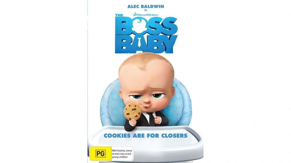 Buy The Boss Baby Dvd Harvey Norman Au