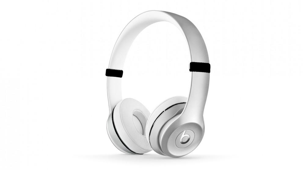 1d09119c04c Cheap Beats Solo3 Wireless On-Ear Headphone – Silver | Harvey Norman AU