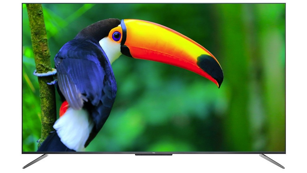 TCL 65-inch C715 4K QLED Smart TV