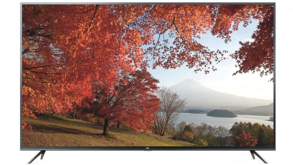 TCL 65-inch E19 4K UHD LED LCD Smart TV