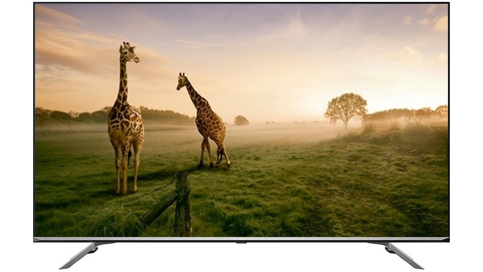 Hisense 65-inch Q7 4K LED LCD Smart TV