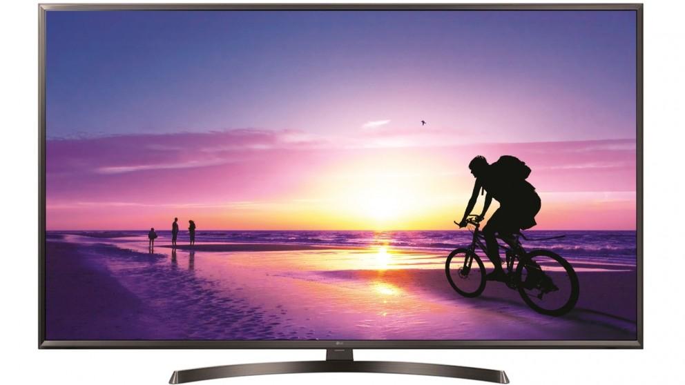 LG 65-inch UK6340 4K UHD LED LCD AI ThinQ Smart TV