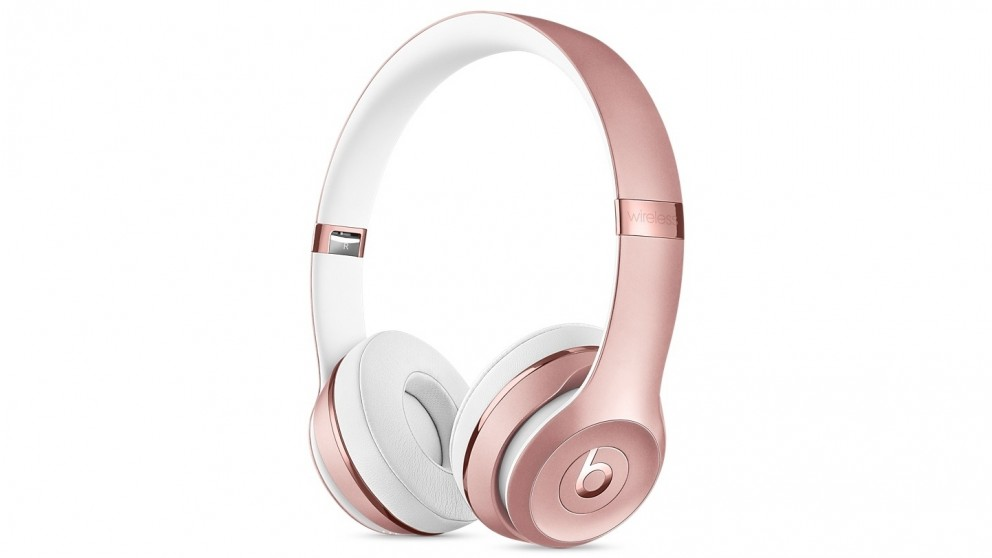 7e6e1e6c383 Cheap Beats Solo3 Wireless On-Ear Headphone – Rose Gold | Harvey ...