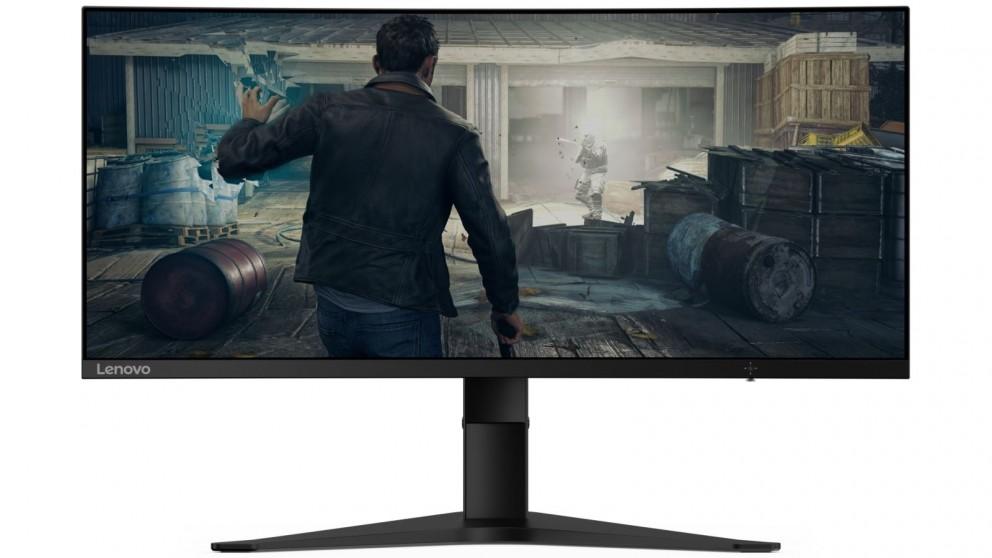 Lenovo 34-inch G34W-10 WQHD Curved Gaming Monitor