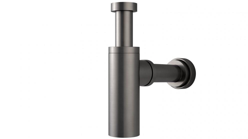 Caroma Vogue 40mm Bottle Trap - Gunmetal