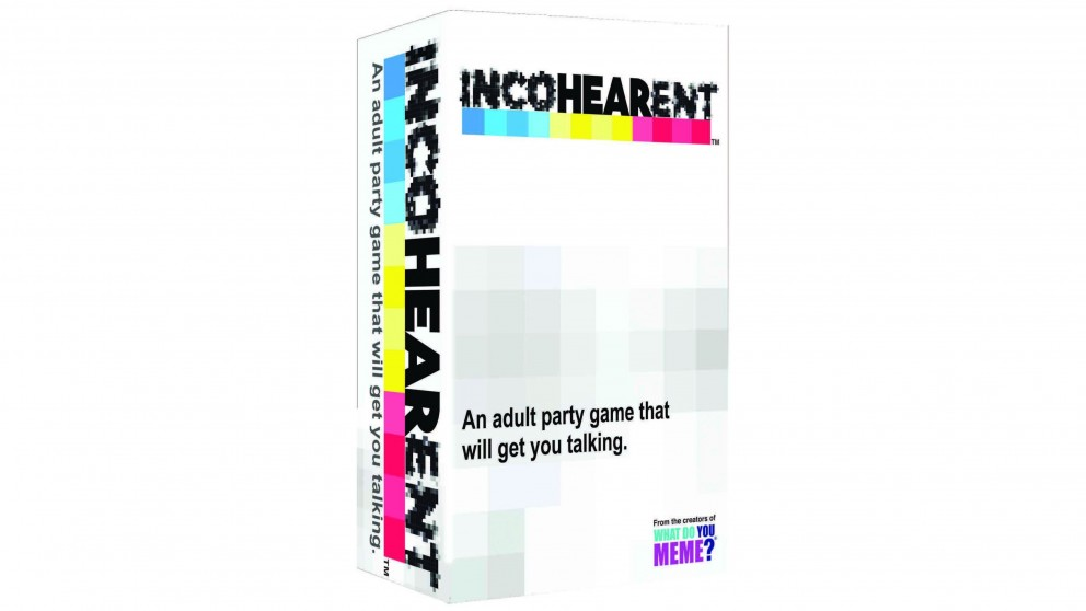 Incohearent Party Game