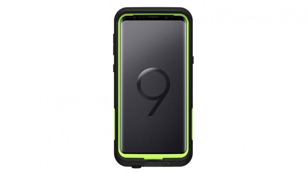 official photos 62675 63ca1 Lifeproof Fre Samsung Galaxy S9 Case - Black Lime