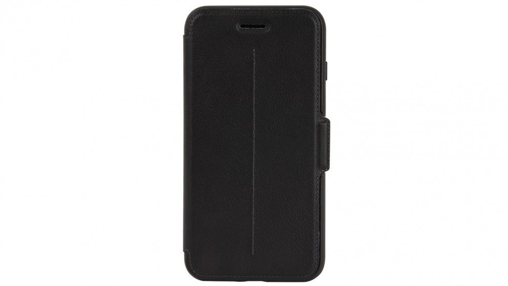 info for f5dee 4a937 OtterBox Strada Case for iPhone 8 Plus - Onyx