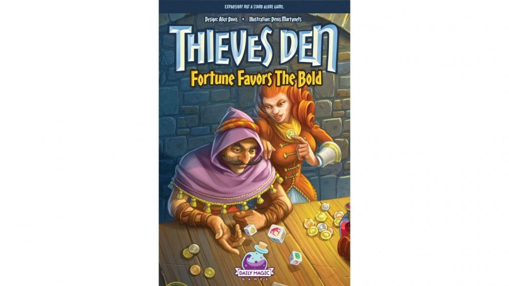 Thieves Den Fortune Favors The Bold
