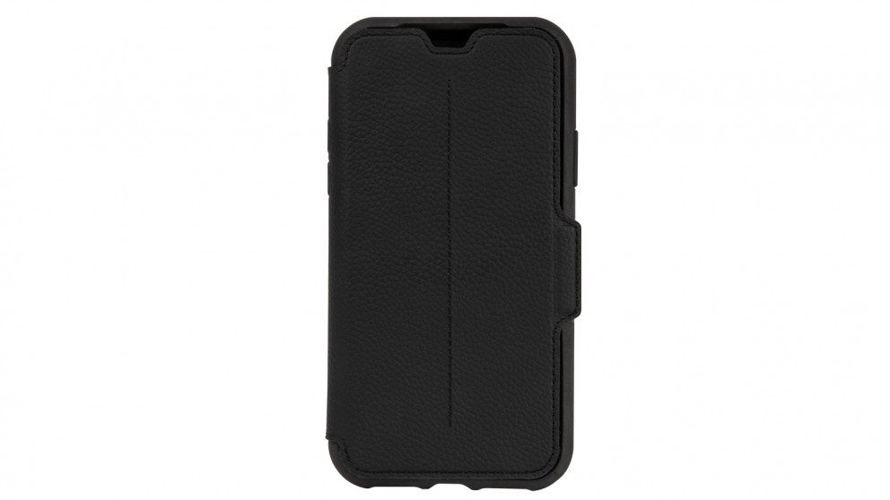 the latest 64244 a23e2 OtterBox Strada Case for iPhone X - Shadow