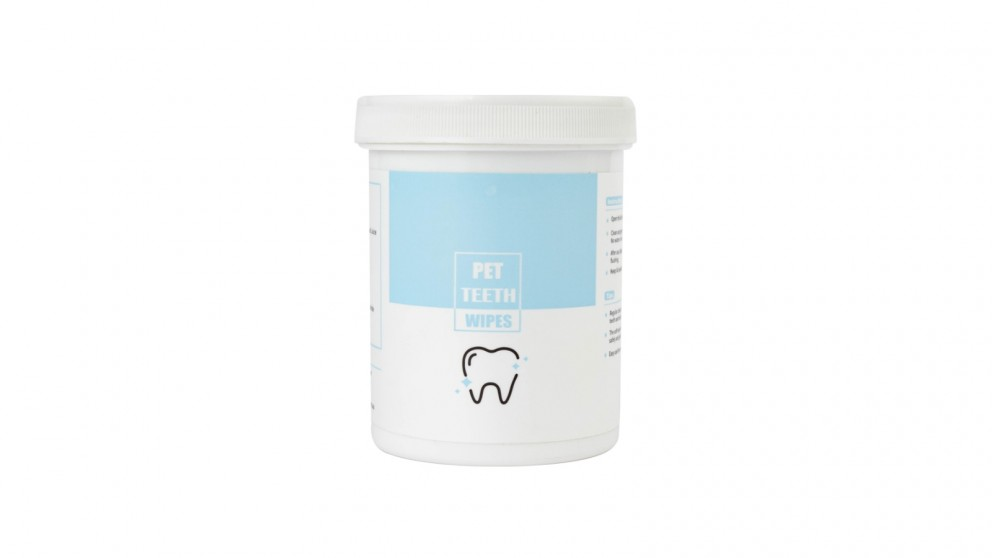Zodiac Pet Tooth Wipes - Pack of 150