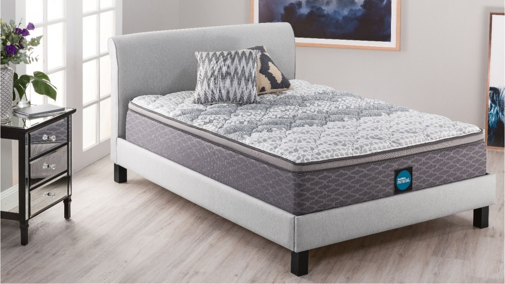 Sleepmaker Advance Comfort Plush Double Mattress