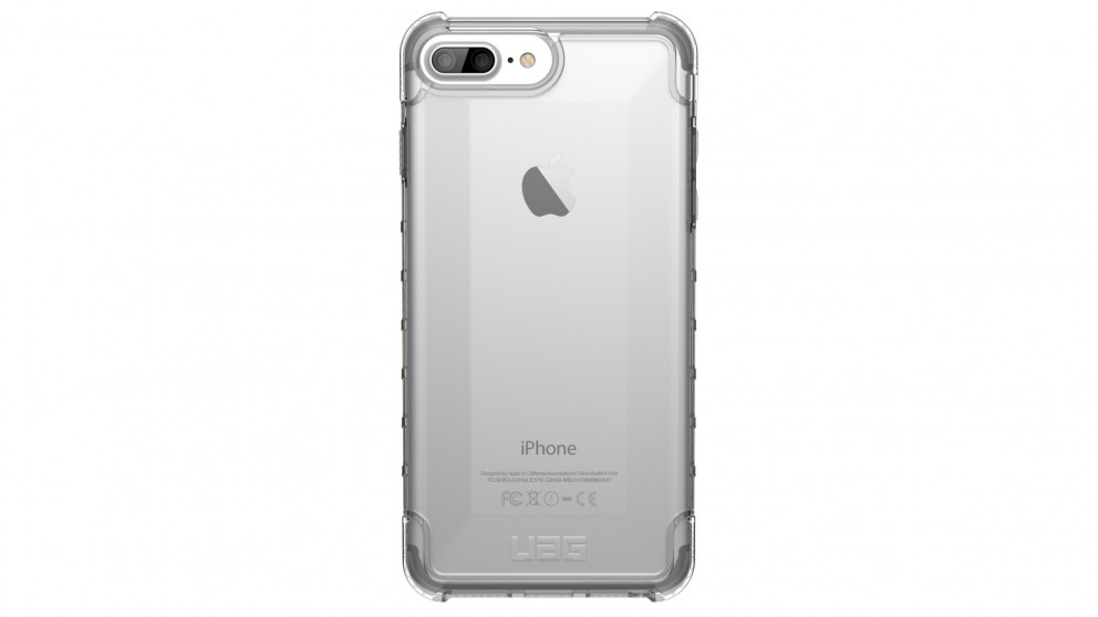 UAG Plyo Case for iPhone 8 Plus /7 Plus - Ice