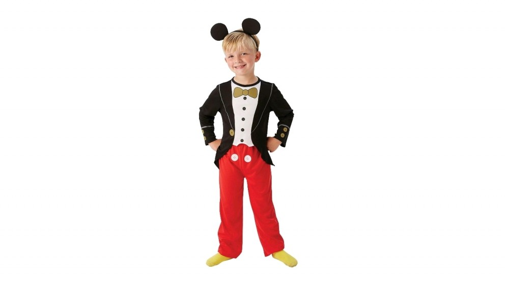 Disney Mickey Mouse Child Costume