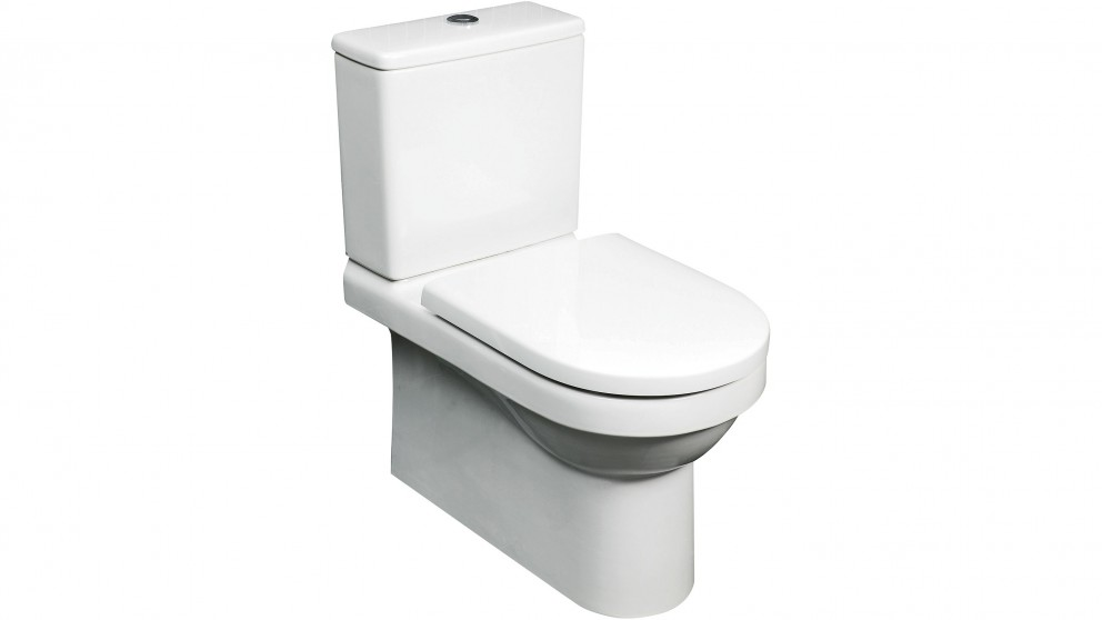 Villeroy & Boch Architectura U Back to Wall Toilet Suite P Trap