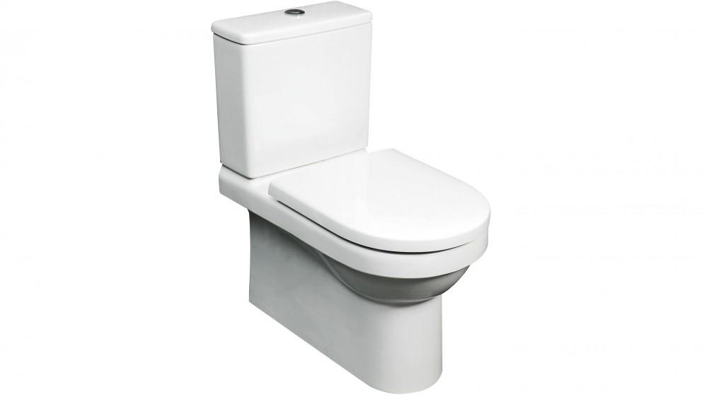 buy villeroy boch architectura u back to wall toilet suite p trap harvey norman au. Black Bedroom Furniture Sets. Home Design Ideas