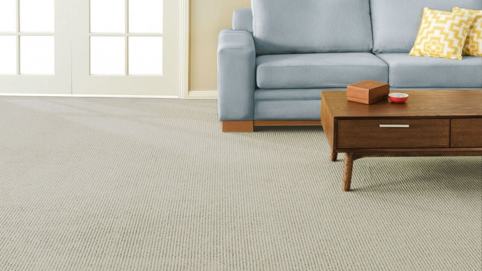 SmartStrand Forever Clean Natural Intuition Toasted Almond Carpet Flooring