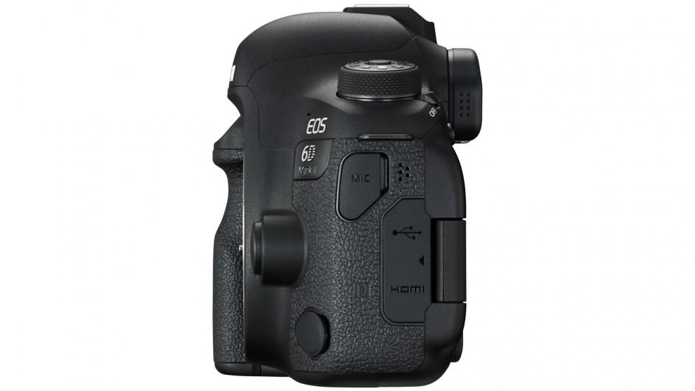 Buy Canon EOS 6D Mark II Digital SLR Camera Body Only ...